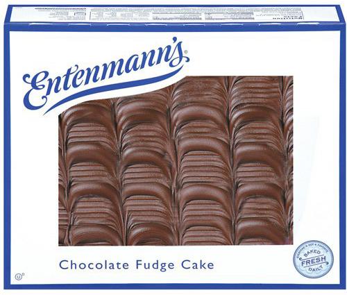 entenmanns fudge cake