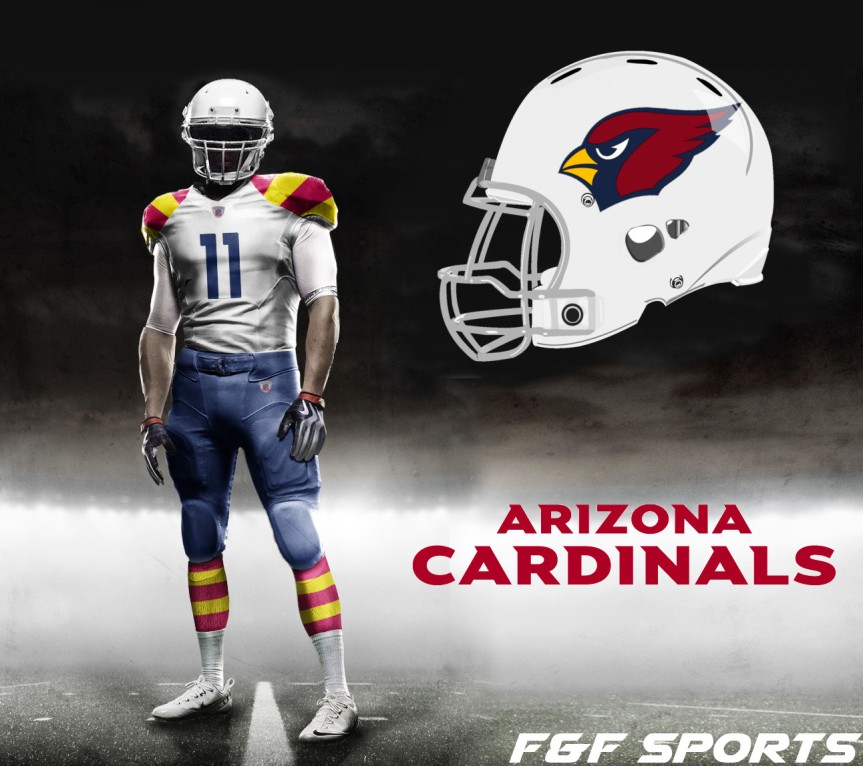 arizona cardinals concept