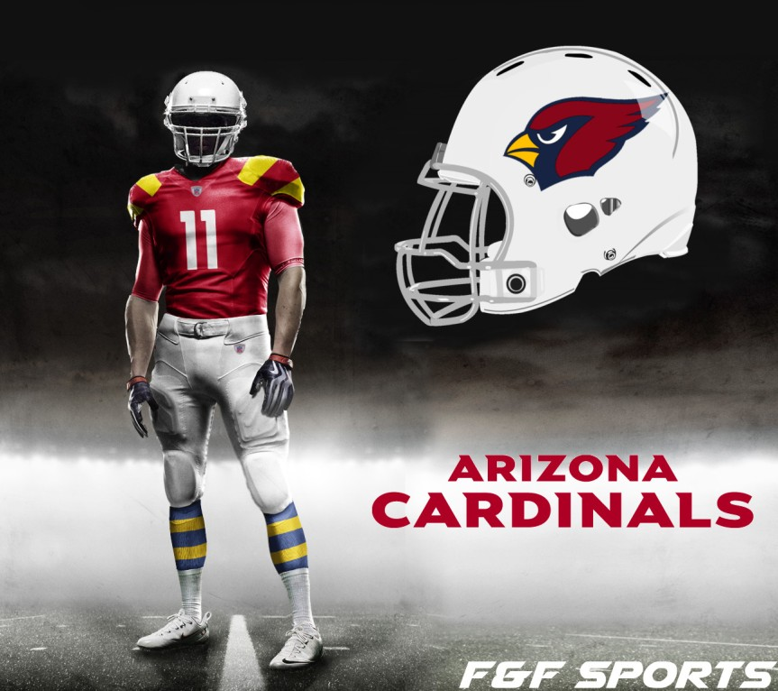 arizona cardinals concept home