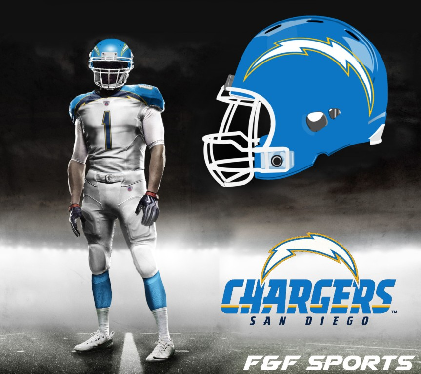 chargers concept away 2