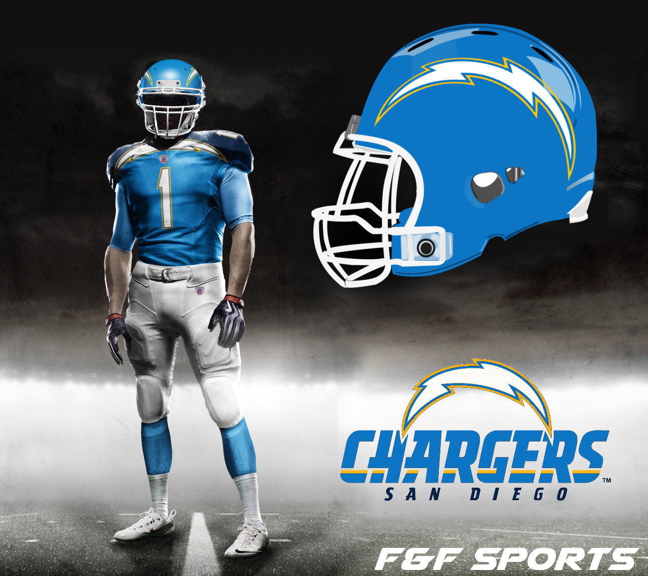 Nfl Uniform Concept F Amp F Sports