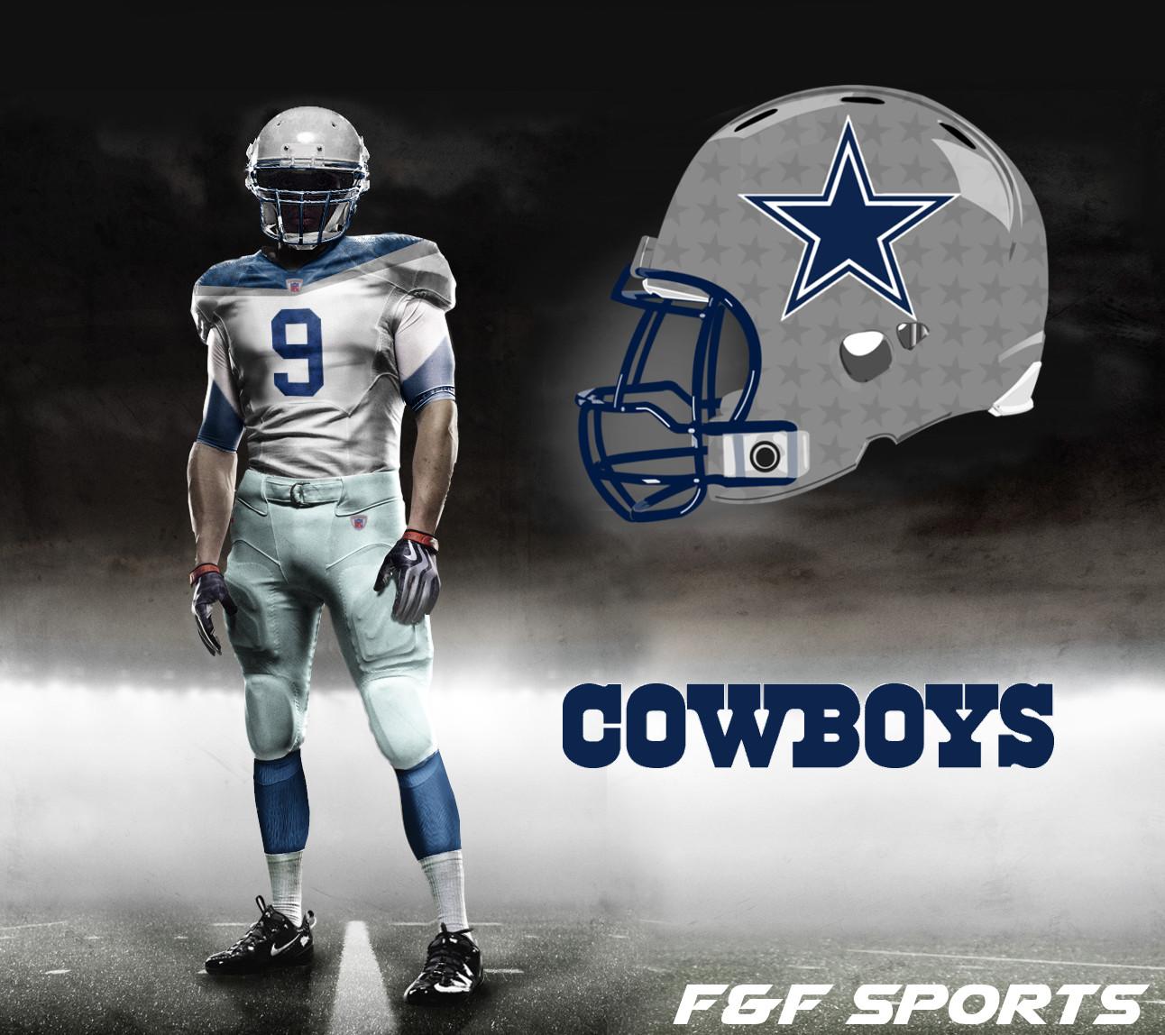 NFL Uniform Concept – F F Sports 4522c07d2
