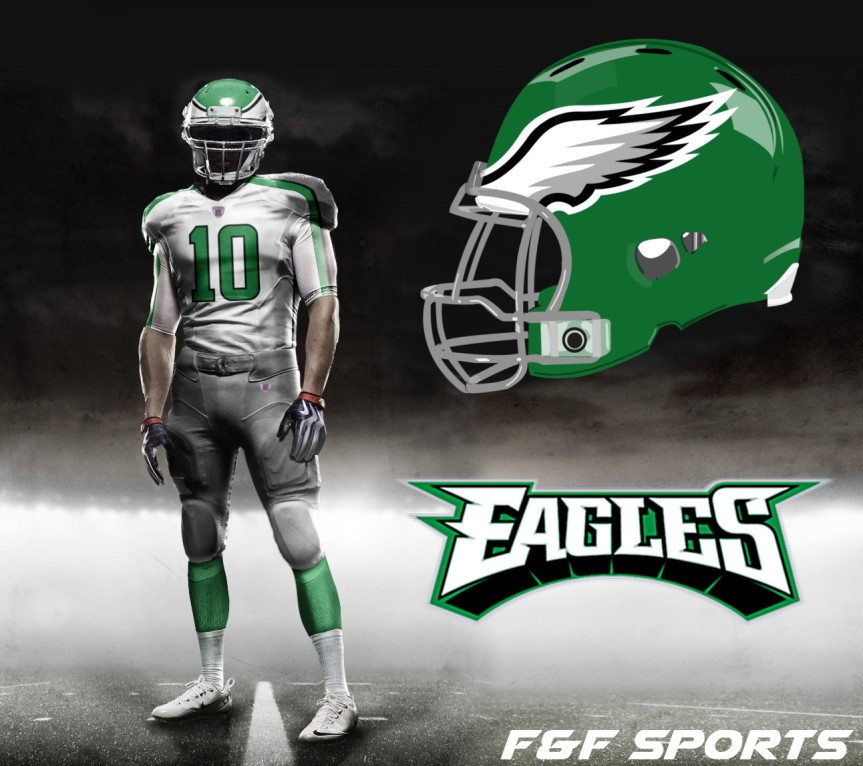 eagles concept away
