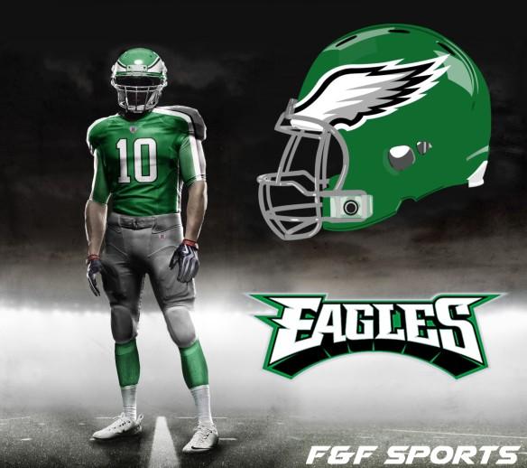 Nfl Uniform Concept F Amp F Sports