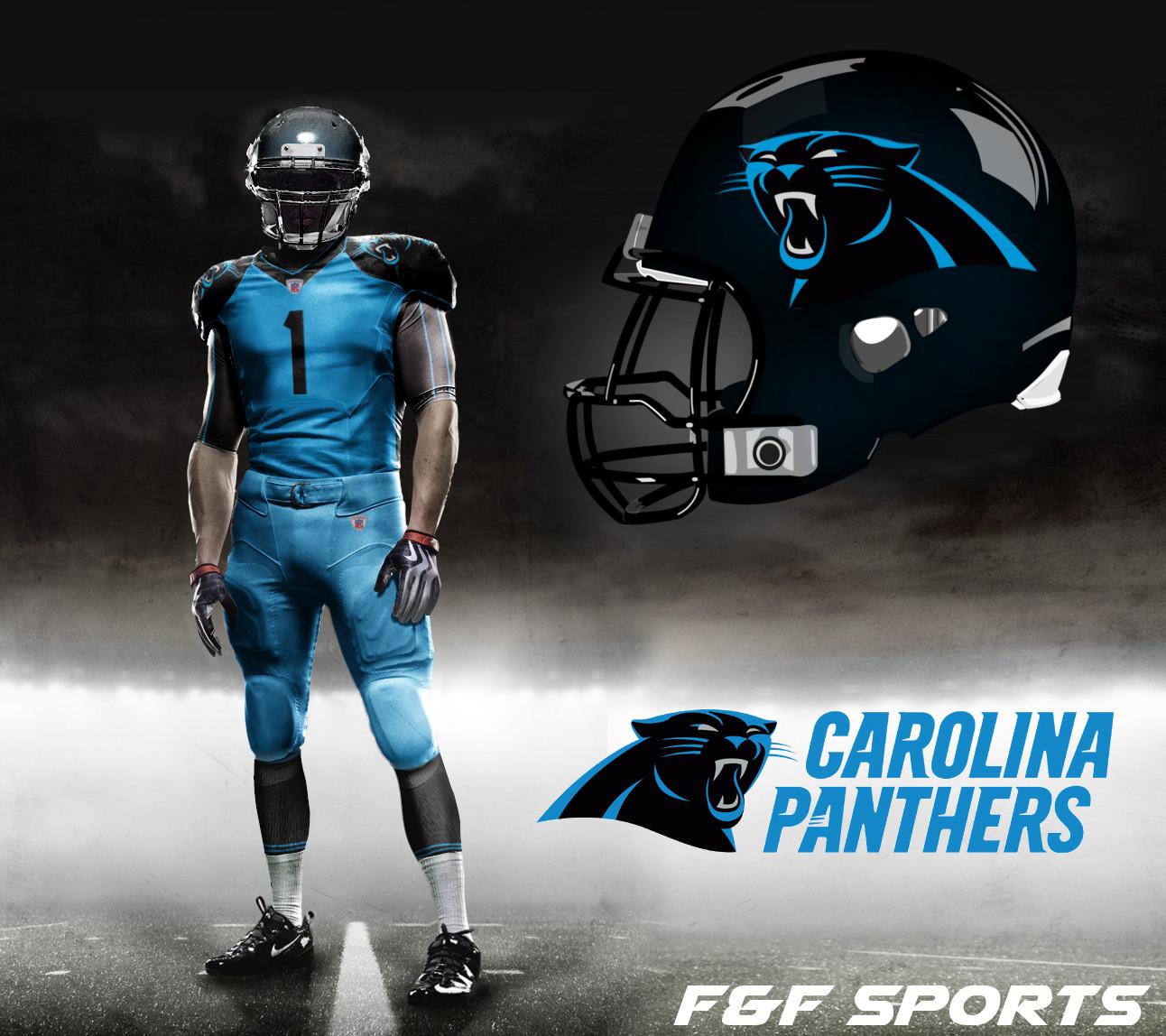 00109a01 NFL Uniform Concepts Day 9 – Carolina Panthers – F&F Sports
