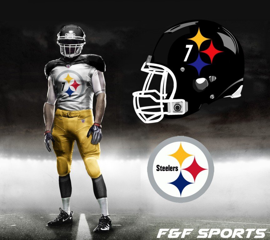 steelers concept away