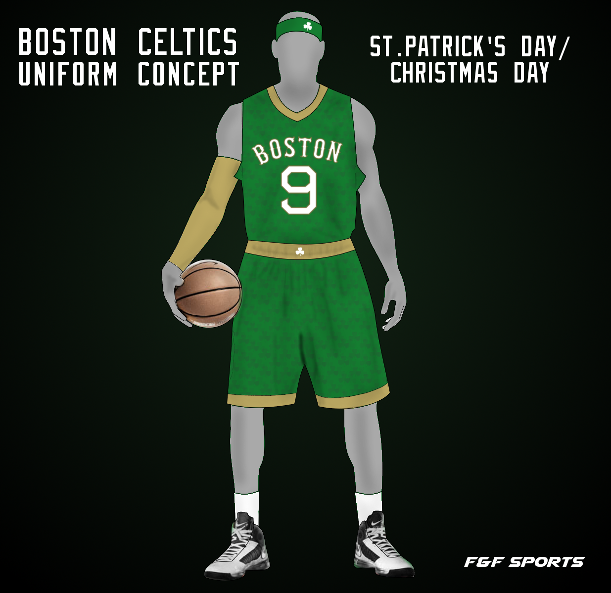 "premium selection 1da0f 8610f Celtics Unveil New ""Parquet Pride"" Alternate Uniforms – F&F ..."
