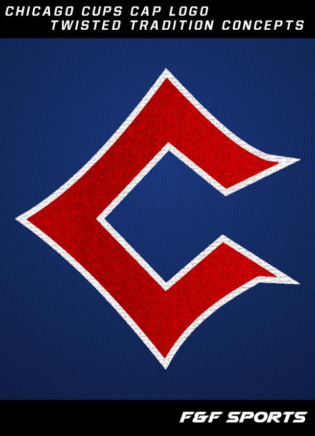 cubs new cap logo